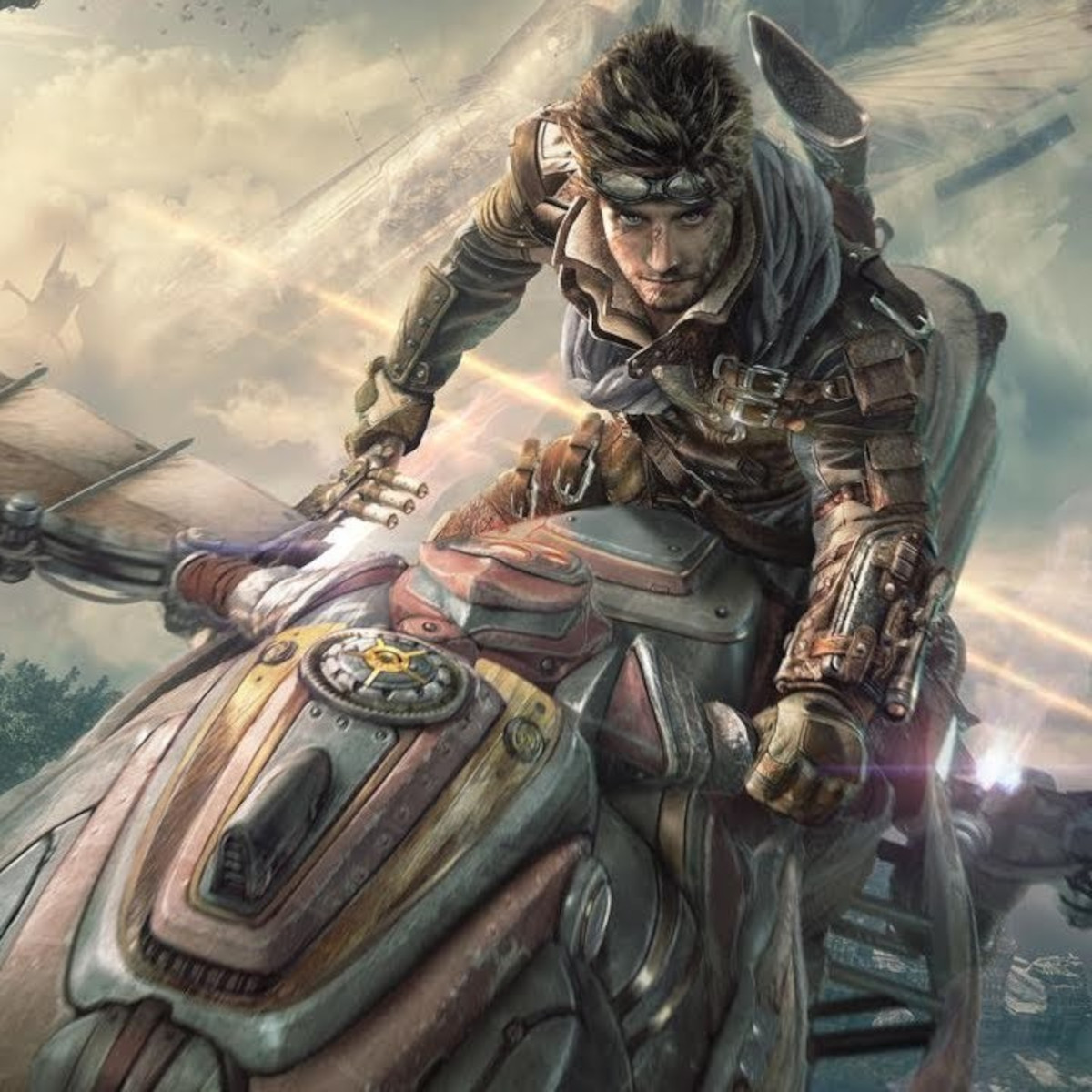 5 Best Dressed Male Steampunk Characters in Games
