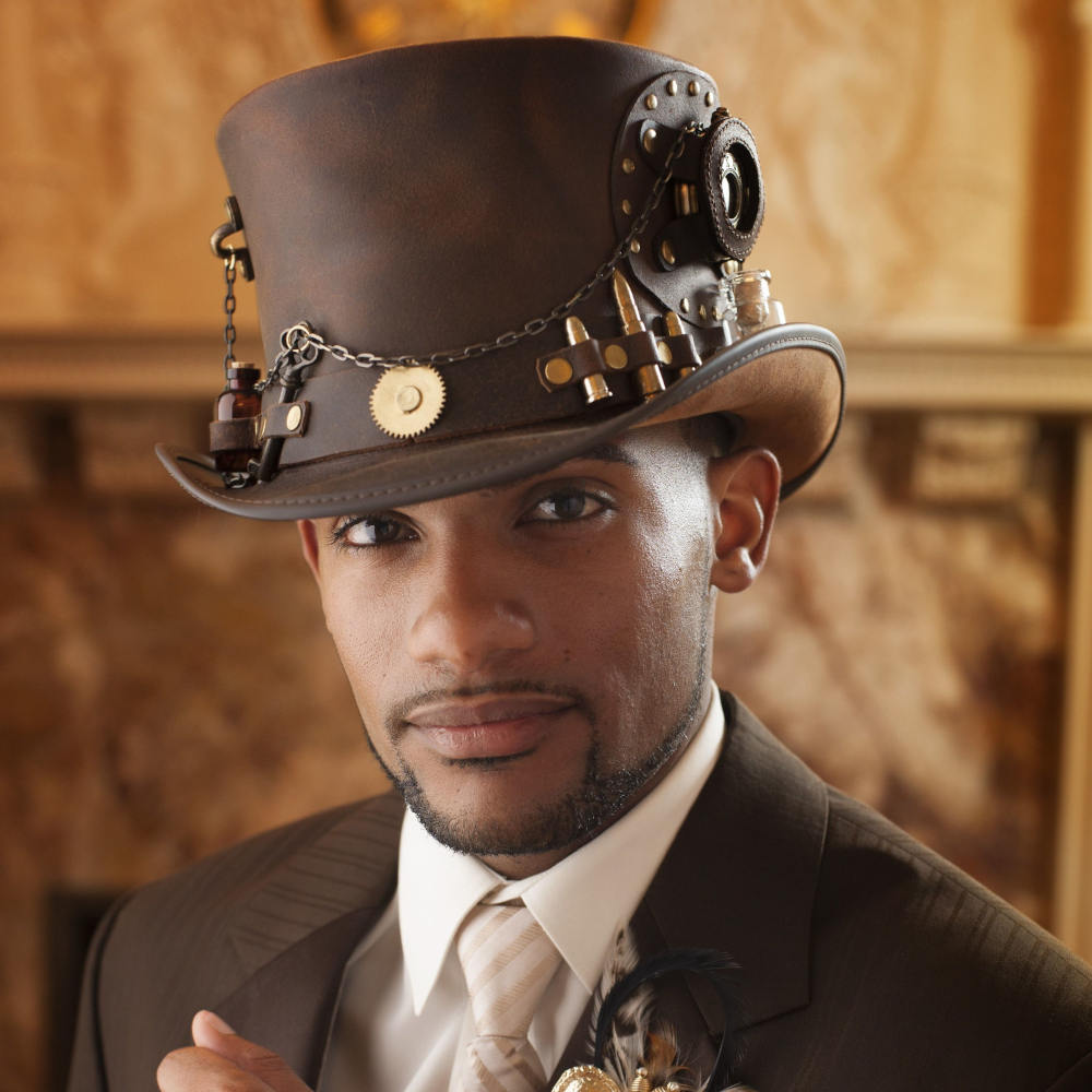 8 Steampunk Outfit For Guys To Get That Steamy Look