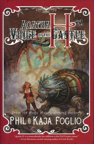 Agatha-H-and-the-Voice-of-the-Castle-by-Phil-and-Kaja-Foglio best steampunk book