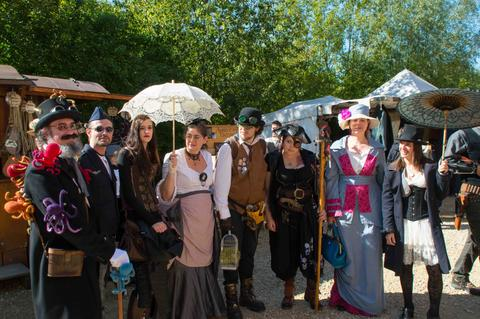 Anno 1900 Steampunk Convention 2015 Geeks Life Luxembourg