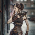 How to Look like a Steampunk Woman