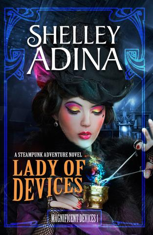 Lady of Devices shelley adina book cover