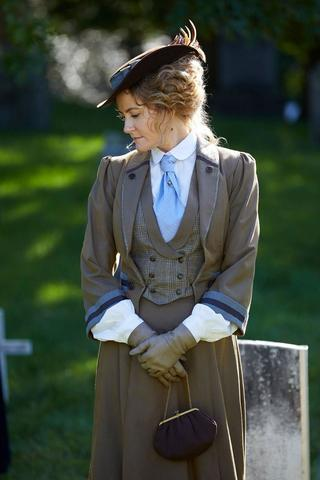MURDOCH MYSTERIES julia ogden steampunk clothing