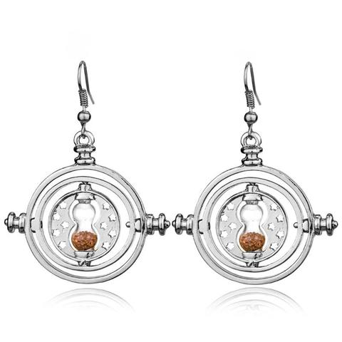 Steampunk Time Tuner Earrings