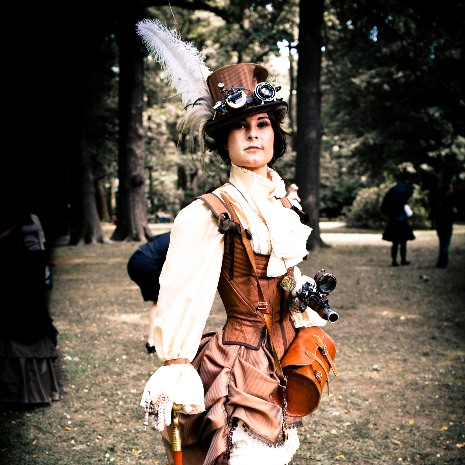 The Best Influencers of Steampunk