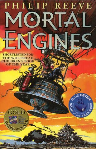 mortal engine philip reeve