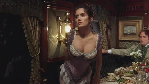 rita escobar from the movie wild wild west 1999 steampunk outfit