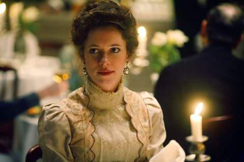 sarah borden from the prestige movie steampunk outfit