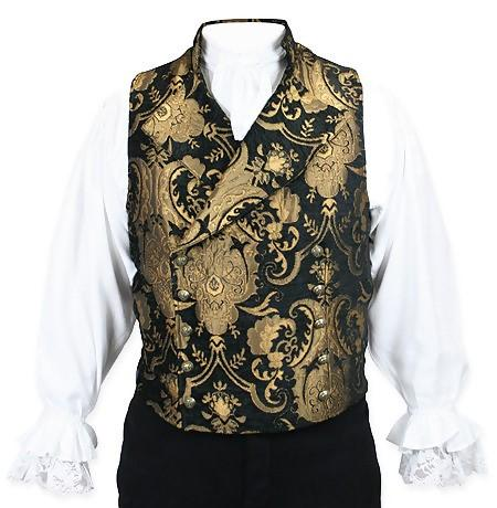 steampunk vest example