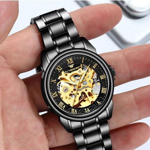 steampunk wrist watch for everyday