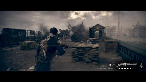 the order 1886 screenshot sony play station 4